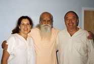 Sri Swami Satchidananda at Yogaville, Virginia